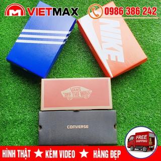 Hộp Giày Vans, Adidas, Converse, Nike