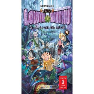 Sách - Lò luyện thần thú tập 5 - Tiệc hắc ám trên đỉnh thế giới thumbnail