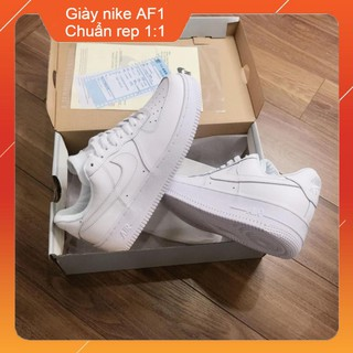 [ Mua 1 tặng 2]  Giày NlKE air force, air force 1, giày af1 nam, giày af1, Giày air force one, Giày af1 trắng