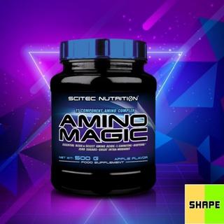 Amino Magic Scitec [500g] - Phục Hồi Cơ Tăng Năng Lượng - Chính Hãng - The Shape thumbnail