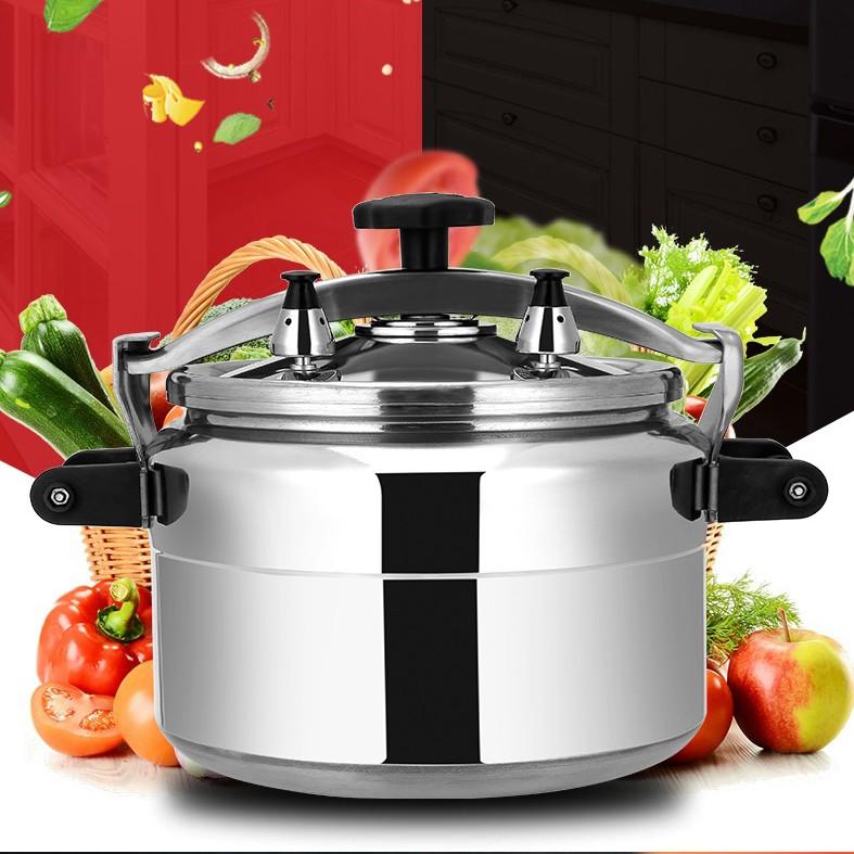 [Size 20-22-24cm] Nồi áp suất SIKMA - Nồi áp suất đa năng, dễ dàng sử dụng, đem lại bữa ăn ngon cho gia đình bạn