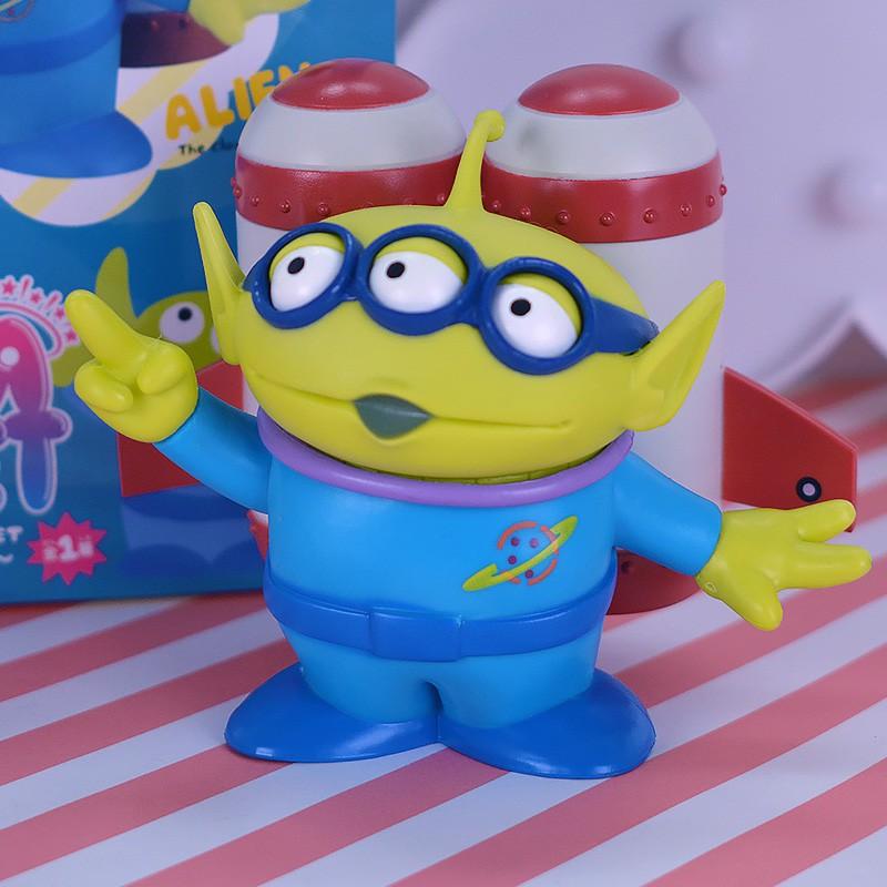 Hot Toys* Total Mobilization Three-eyed Rocket Ejector Model Doll Doll Pen Holde