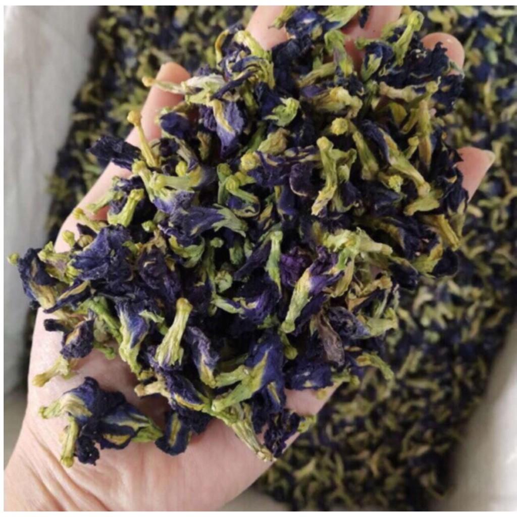 Gói 200g Trà Hoa đậu biếc sấy khô Loại Thượng hạng