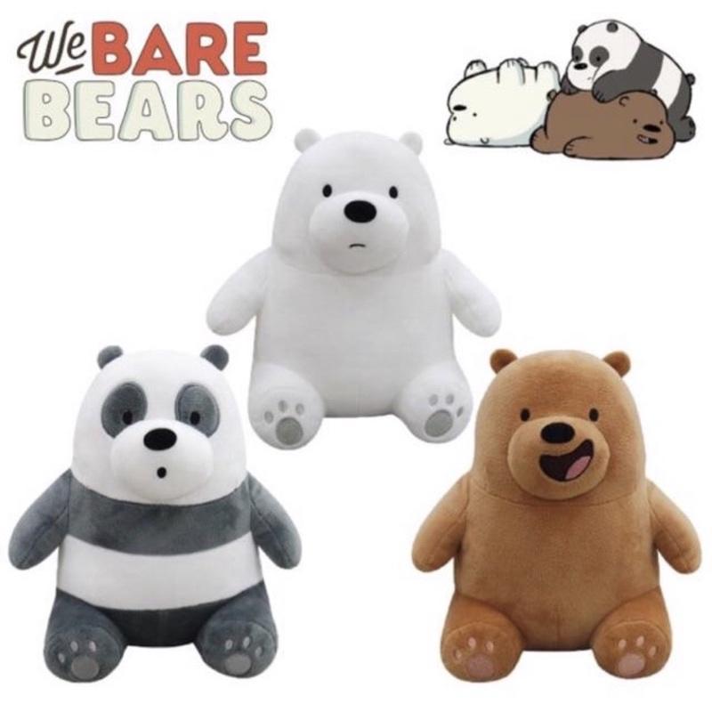Gấu nâu Grizzly We bare bears Chúng tôi đơn giản là gấu