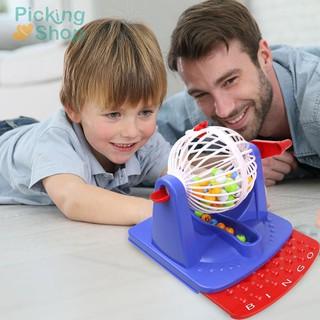 Mini Children Lottery Machine Simulation Lottery Board Games Puzzle Toys