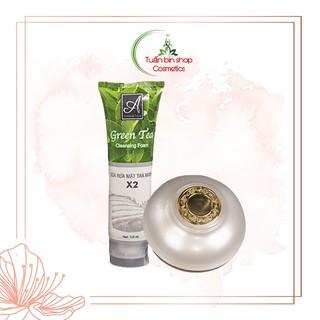 Combo Kem Face Pháp Acosmetics và Sữa Rửa Mặt Trà Xanh X2 Acosmetics thumbnail