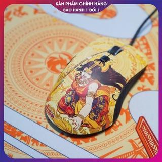 Chuột gaming - chuột văn phòng E-Dra EM640 LAC HONG [HÀNG CHÍNH HÃNG - BẢO HÀNH 1 ĐỔI 1] 12000DPI, Bấm êm, tín hiệu nhạy thumbnail