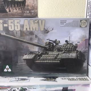 Mô Hình Quân Sự Tank 1/35 Russia