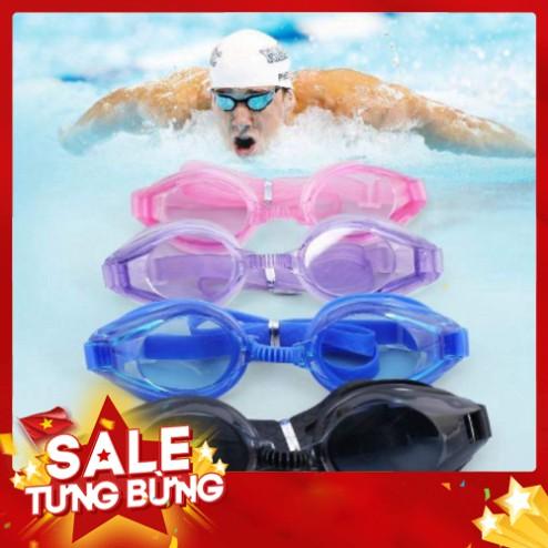 [FREE SHIP] Kính Bơi Balance Cao Cấp Nhiều Màu Kèm Bịt Tai