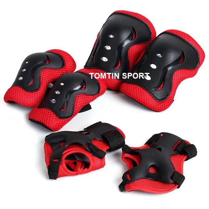 Bảo hộ patin trẻ em giúp bảo vệ chân tay khi trượt patin