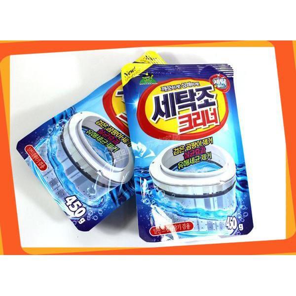 [Siêu Phẩm] Bột tẩy vệ sinh dành cho lồng máy giặt Sandokkaebi - Hàn Quốc - 14028255 , 2325343246 , 322_2325343246 , 69824 , Sieu-Pham-Bot-tay-ve-sinh-danh-cho-long-may-giat-Sandokkaebi-Han-Quoc-322_2325343246 , shopee.vn , [Siêu Phẩm] Bột tẩy vệ sinh dành cho lồng máy giặt Sandokkaebi - Hàn Quốc