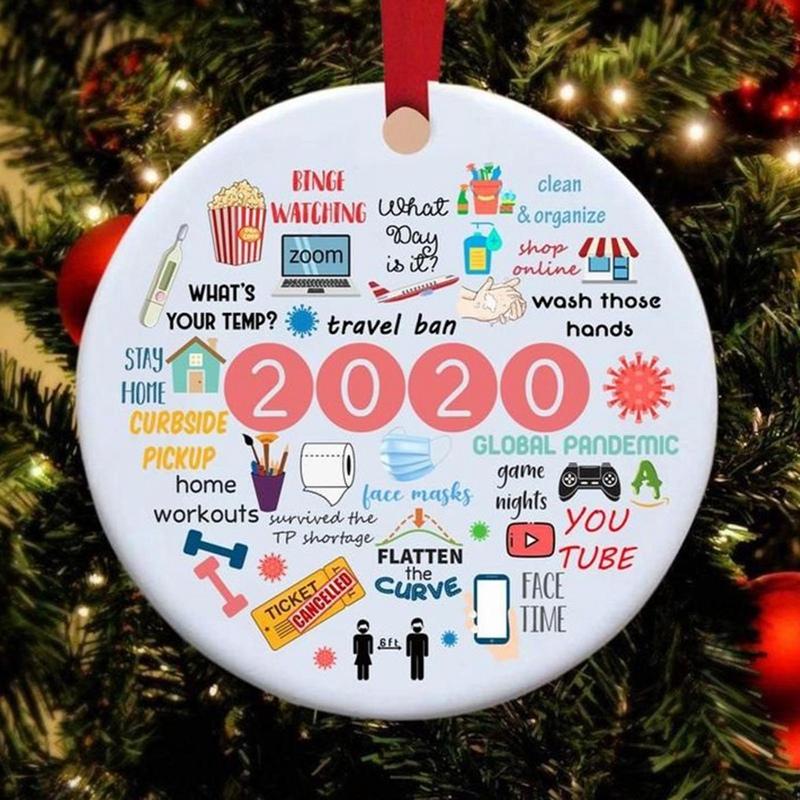 Đồng Hồ Treo Tường Trang Trí Giáng Sinh 2020