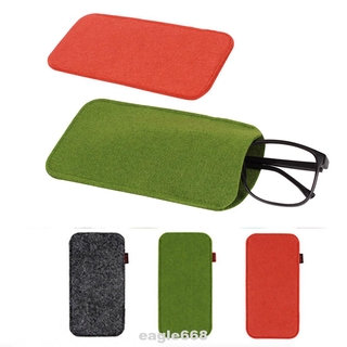 Solid Multifunction Dustproof Portable Storage Organizer Protection Eyeglass Pouch