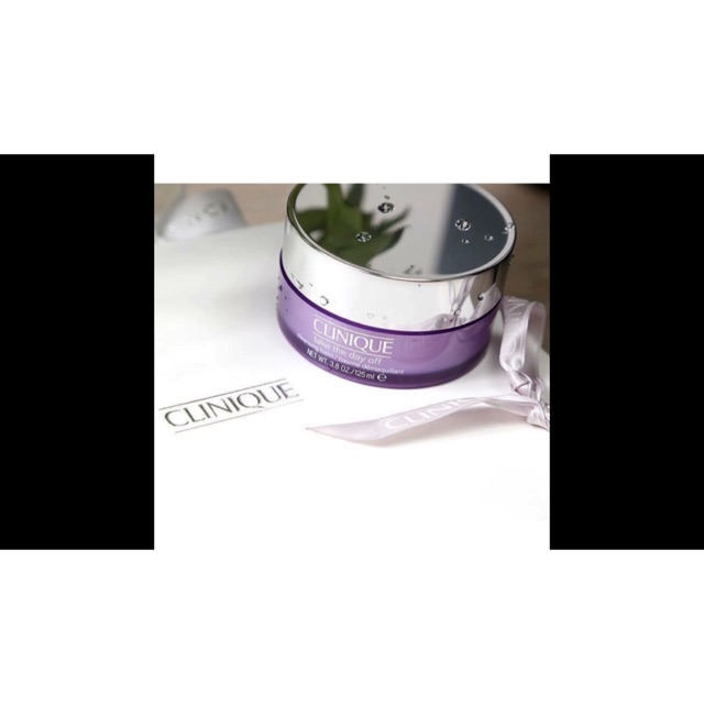 Sáp Tẩy Trang Take The Day Off Cleansing Balm CLINIQUE 125ml