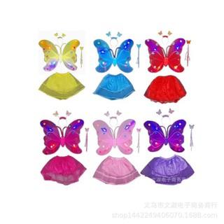 Cánh bướm đèn – bộ 4 cái – HK 3160