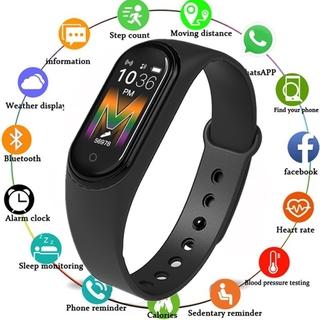 M5 Smart Sport Watch Band Bluetooth Fitness Monitors Wristband Monitor Heart Rate Sports