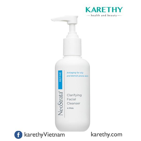 NeoStrata Clarifying Facial Cleanser: Sữa Rửa Mặt Giảm Mụn (200 ml) - 3514073 , 1247853541 , 322_1247853541 , 772500 , NeoStrata-Clarifying-Facial-Cleanser-Sua-Rua-Mat-Giam-Mun-200-ml-322_1247853541 , shopee.vn , NeoStrata Clarifying Facial Cleanser: Sữa Rửa Mặt Giảm Mụn (200 ml)