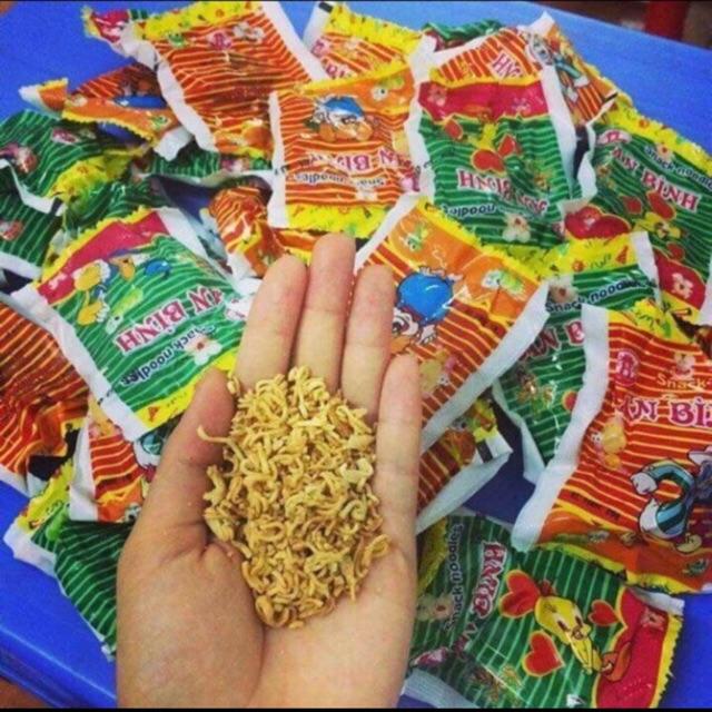 1 bịch 50 gói mì tôm An Bình