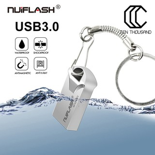 T~✦ 4/8/16/32/64GB USB 3.0 Disk Storage Flash Drive Memory with Key Ring