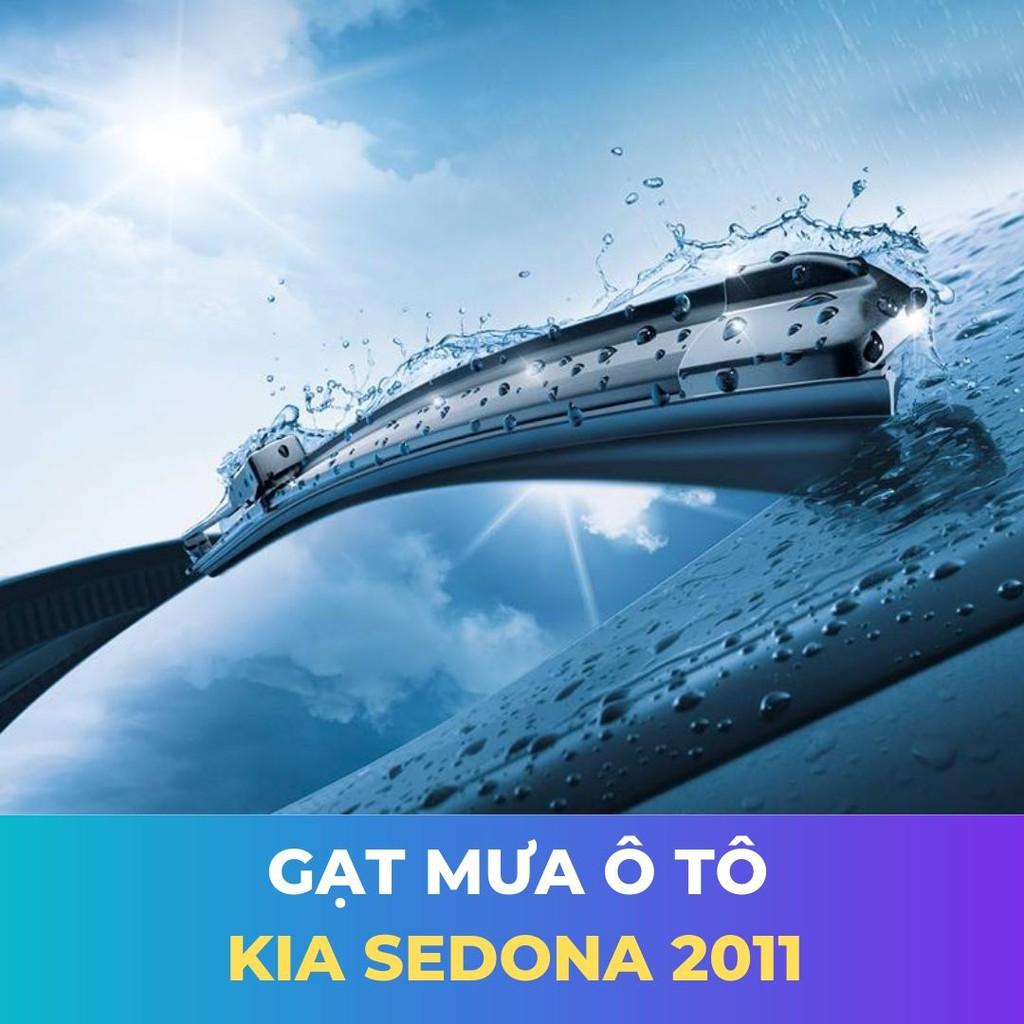 Gạt mưa ô tô cho KIA SEDONA 2011