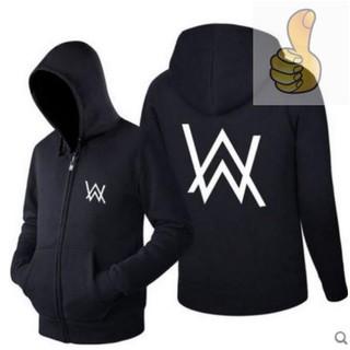 Áo Khoác Sweater In Hình Alan Walker Thời Trang 2021
