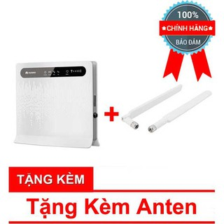 Bộ Phát Wifi 4G Huawei B593, 3G/4G E5186, B311 | Cục Phát Wifi 4G B593 Di Động, Chuẩn LTE Kết Nối 32 Thiết Bị