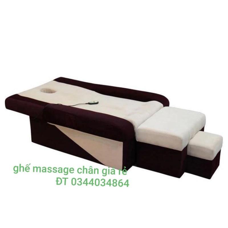 ghế massage chân - ghế foot massage,ghế nail,giường masege  body 2 in1 cho các spa, thẩm mỹ, trung tâm massage