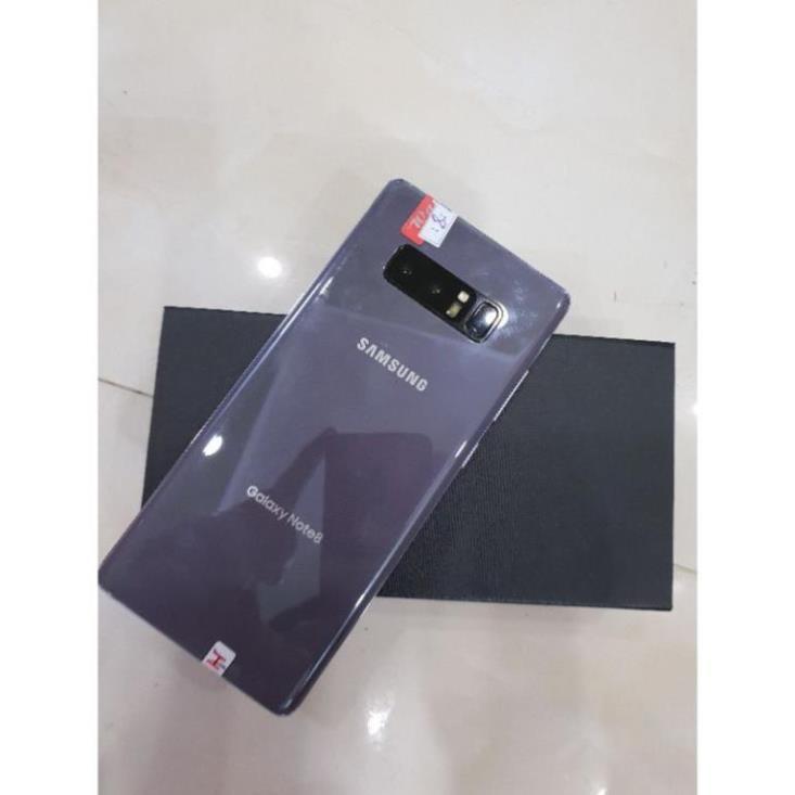 điện thoại Samsung Galaxy Note 8 bản 2 sim ram 6G/64G mới Chính Hãng, chiến PUBG Ngon