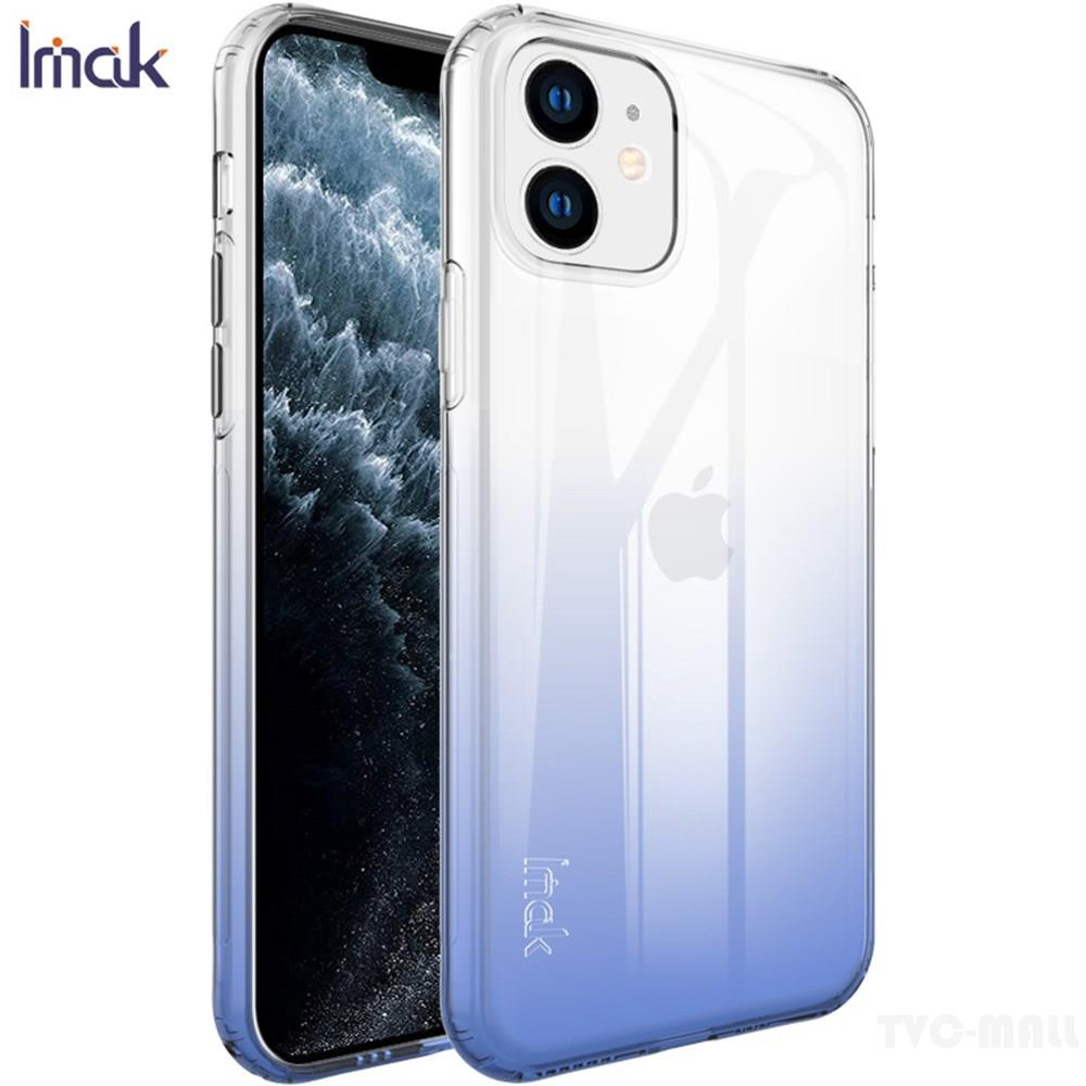 IMAK UX-6 Series Anti-drop TPU Phone Case for Apple iPhone 11 6.1 inch