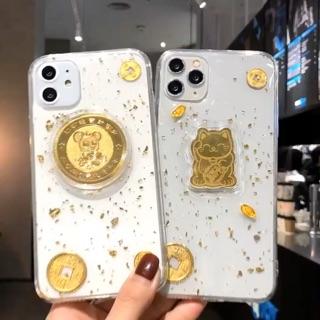 Ốp lưng iphone Tiền vàng may mắn 5/5s/6/6plus/6s/6s plus/6/7/7plus/8/8plus/x/xs/xs max/11/11 pro/11 promax – Shin Case