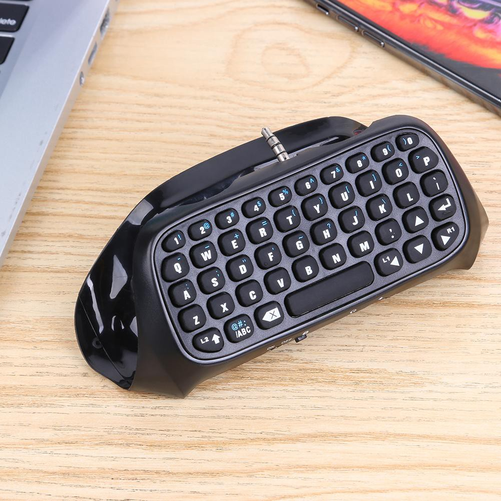 Mini Wireless Bluetooth Keyboard Keypad Gamepad Controller for Sony PS4 Folklore