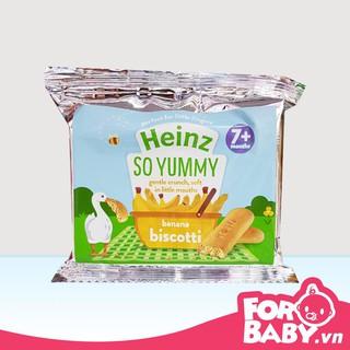 Bánh ăn dặm Heinz đủ vị cho bé 7 tháng trở lên thumbnail