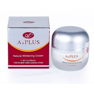 Kem dưỡng trắng da - Natural Whitening Cream (30ml) - A014 thumbnail