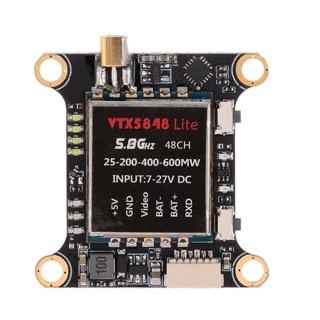 Bản mạch tính hiệu Vtx 5848 lite cho máy bay công xuất 25mw đến 600mw