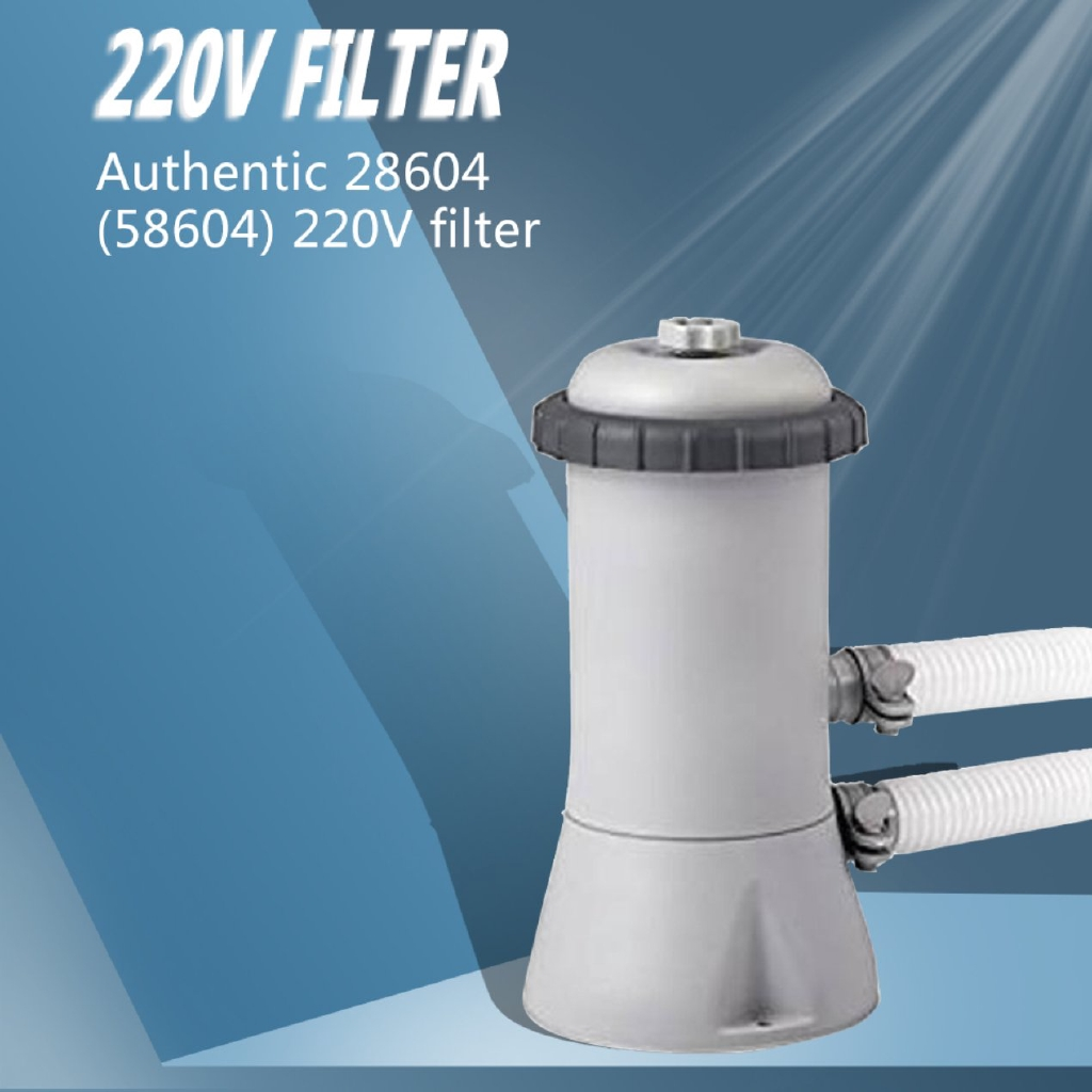 ^SD^ 28604 220V Filter Tap Water Vacuum Filter Water Treatment Purification Filter