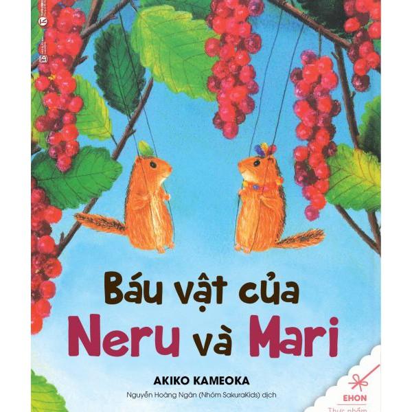 Sách Ehon – Báu vật của Neru và Mari - 2560930 , 497492364 , 322_497492364 , 39000 , Sach-Ehon-Bau-vat-cua-Neru-va-Mari-322_497492364 , shopee.vn , Sách Ehon – Báu vật của Neru và Mari