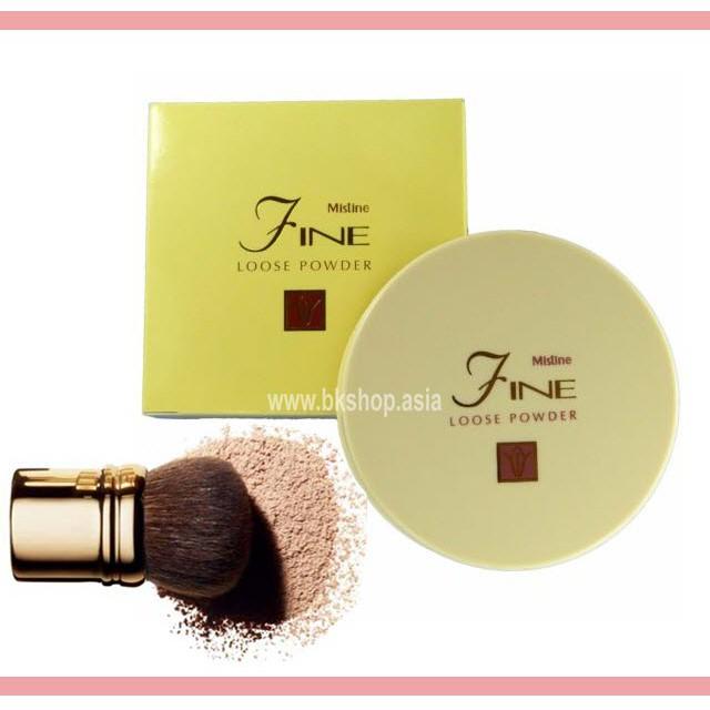Phấn phủ Mistine Fine Loose Powder 20g
