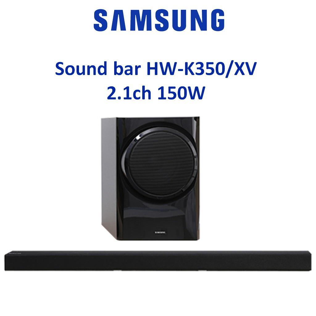 Loa thanh soundbar Samsung 2.1 K350 150W Rẻ nhất chính hãng