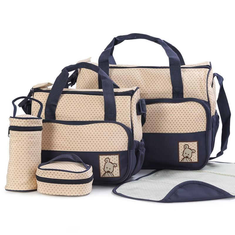 Bộ túi đựng đồ 5 chi tiết - 9949475 , 972859279 , 322_972859279 , 178000 , Bo-tui-dung-do-5-chi-tiet-322_972859279 , shopee.vn , Bộ túi đựng đồ 5 chi tiết
