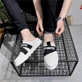 (Tặng đánh trắng giày khi mua từ 3 đôi) Giày nam thời trang a23