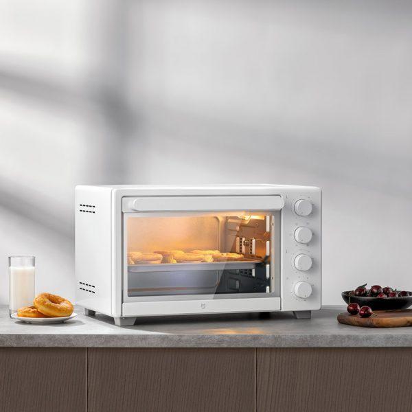 [hàng chính hãng] Lò nướng điện Xiaomi Mijia Oven 32L XDE1 cao cấp[ NOW-GRAP]