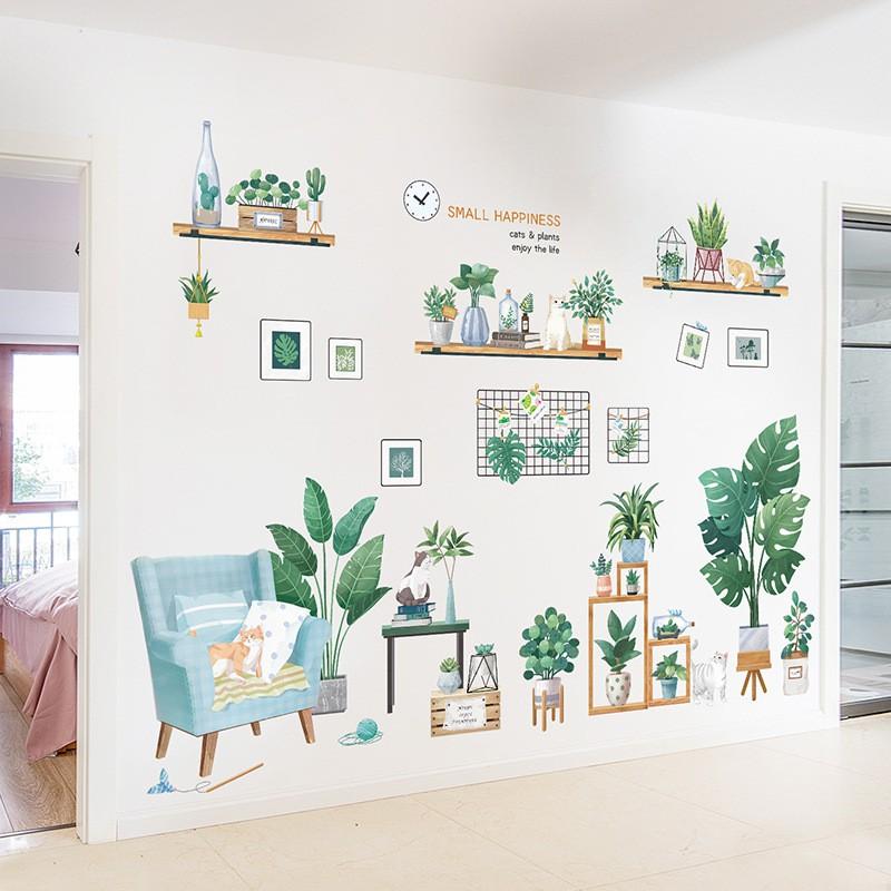 [19 Mẫu] Tranh Phong Cảnh 3D Dán Tường, Decor Nhà Cửa, Đẹp Như Tranh Vẽ
