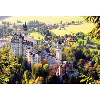 Bộ tranh xếp hình jigsaw puzzle 925 mảnh – Lâu đài Neuschwanstein, Đức