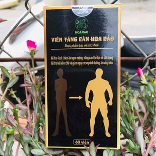 Tăng cân Hoa Bảo chính hãng cty