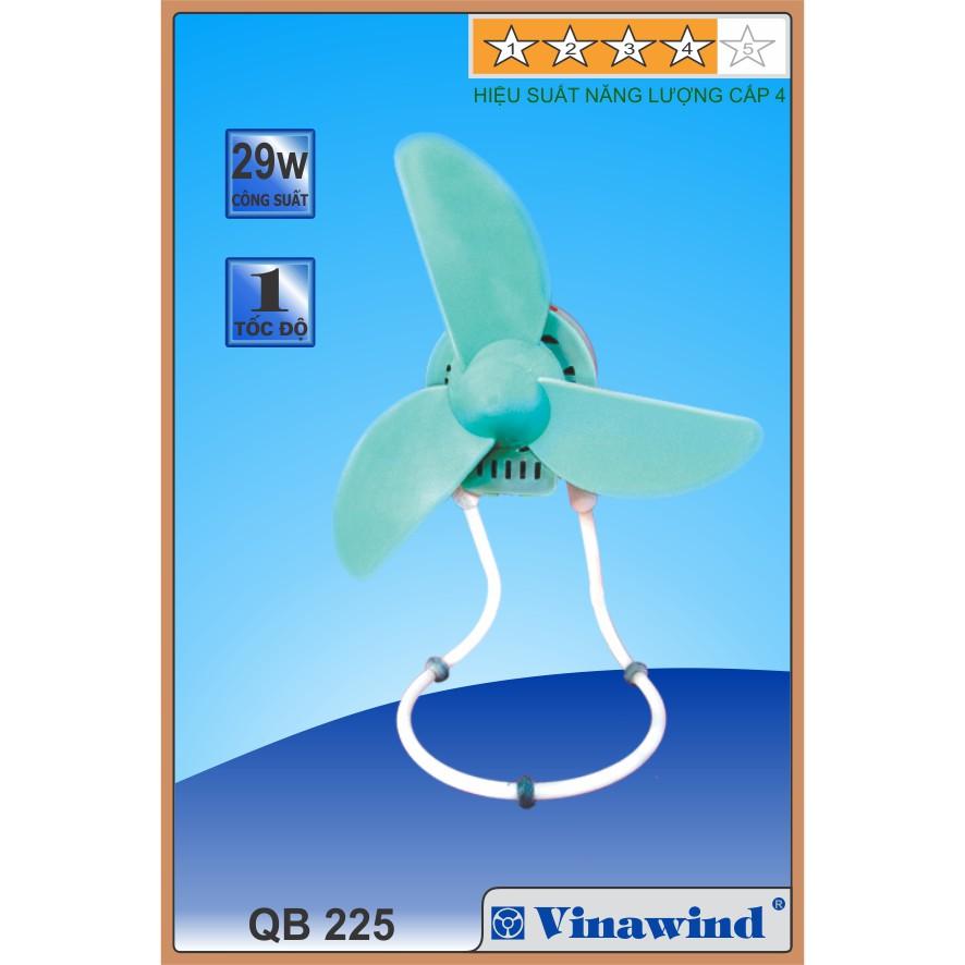 Quạt Vinawind Điện cơ bàn cánh 225 QB225