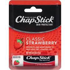 { HÀNG MỸ} Son dưỡng môi Chapstick Classic Strawberry - 15074493 , 891401583 , 322_891401583 , 40000 , -HANG-MY-Son-duong-moi-Chapstick-Classic-Strawberry-322_891401583 , shopee.vn , { HÀNG MỸ} Son dưỡng môi Chapstick Classic Strawberry