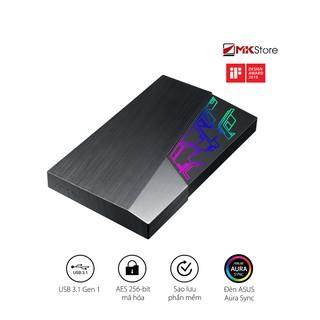 Ổ cứng di động ASUS EHD Aura Sync RGB USB 3.1 Gen1