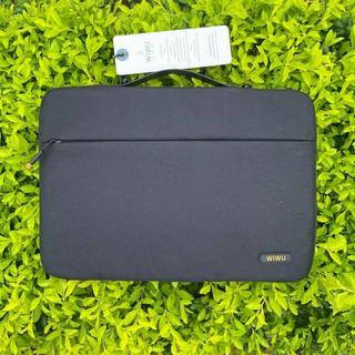 [Cam kết chính hãng] Túi xách chống sốc WIWU Pilot Sleeve cho Macbook Laptop - 13 14 15 16 inch (Màu đen) thumbnail