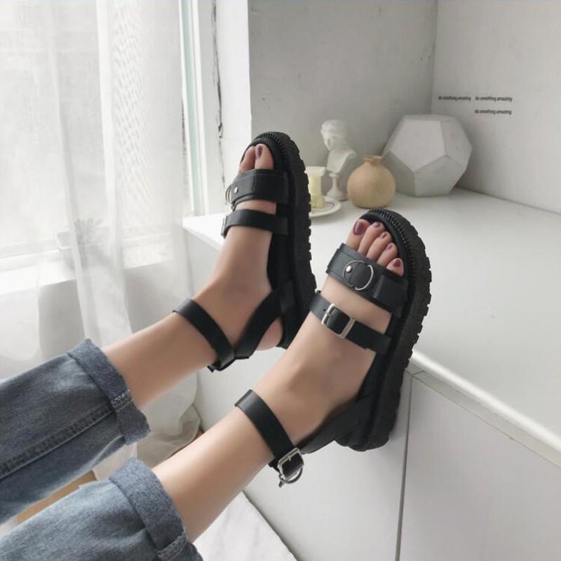 giày sandals nữ thời trang hè xinh xắn - 13864506 , 2485639909 , 322_2485639909 , 298400 , giay-sandals-nu-thoi-trang-he-xinh-xan-322_2485639909 , shopee.vn , giày sandals nữ thời trang hè xinh xắn