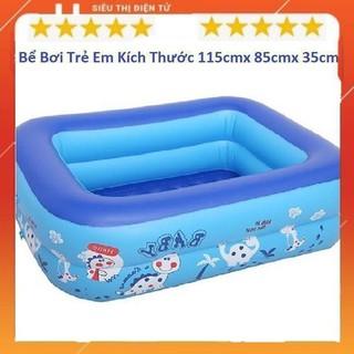 Bể Bơi 1m2 Kích Thước 115cmx85cmx35cm…